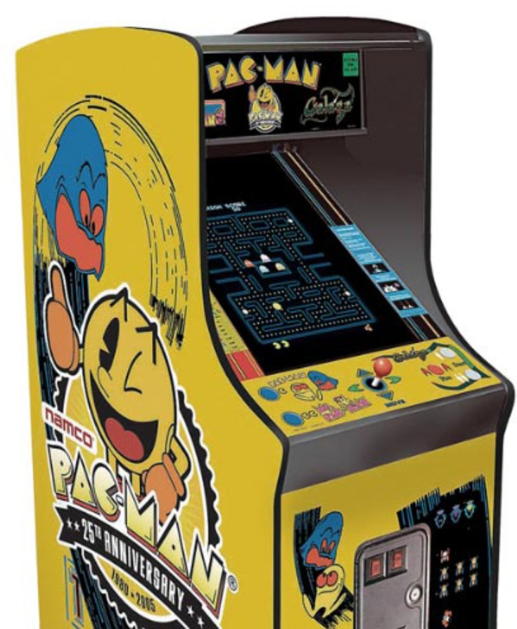 Pac-Man arcade game - wedding idea